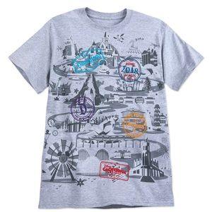 Disneyland Map Resort Discover